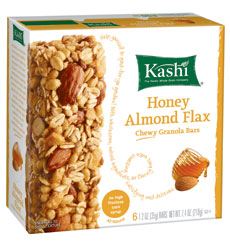 Honey Almond Flax Chewy